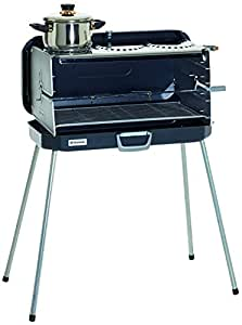 dometic classic 1 koffergrill i gasgrill mit 3 kochplatten i 50 mbar i camping grill f r den. Black Bedroom Furniture Sets. Home Design Ideas
