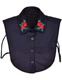 Sweet Collier Détachable Charmant Faux Colliers Femme Faux Half Shirt Accessoires pour Pull, # 06