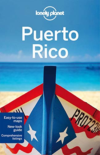 Lonely Planet Puerto Rico (Country Regional Guides) (Juan Lagos San De Los)
