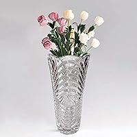 Amazon It Vaso Vetro Trasparente Vasi Decorazioni Per Interni