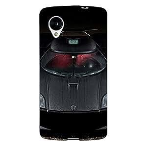 Jugaaduu Super Car Koenigsegg Back Cover Case For Google Nexus 5