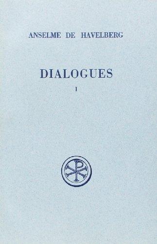 Dialogues livre I (Sources Chrétiennes)