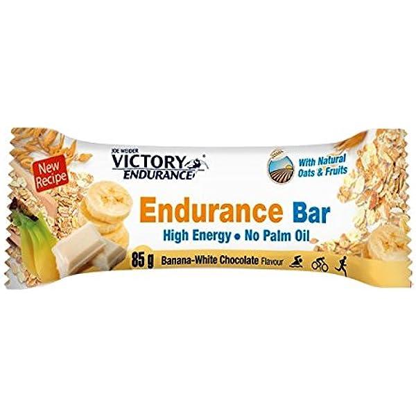 Victory Endurance Endurance Bar 12 x 85g Plátano y ...
