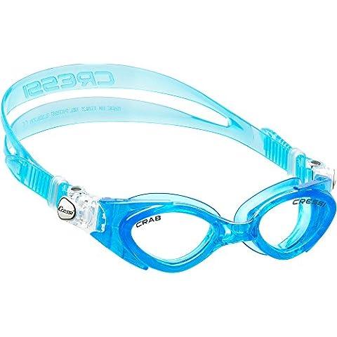 Cressi Crab - Gafas de natación unisex, color azul royal