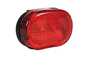 Raleigh LAA993R RX3.0 Rear Light Red