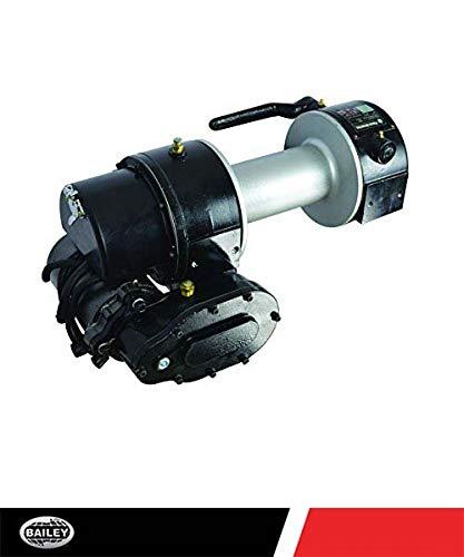 Pierce Worm Gear Elektrischer 12V DC Seilwinde (9.000lbs.): 470von 1: 1., 14FPM, 3/20,3cm X 100'Kabel Kapazität -