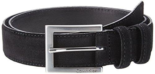 Calvin Klein Jeans Mino Belt 2 J5ej500336 - Ceinture - Homme Noir - Schwarz (VERY BLACK 005)