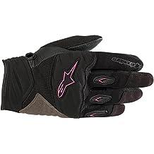 on sale 6450f c5068 Alpinestars Stella Shore - Guantes para mujer (talla M), color negro y rosa