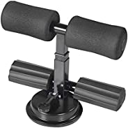 ZURATO Home Fitness Equipment Sit-ups and Push-ups Assistant Device Lose Weight Gym Workout Abdominal curl Exe