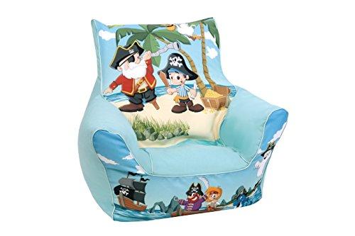 knorr-baby 450312 Pirat Jack, blau