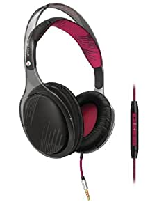 Philips The Stretch Tough And Flexible Headphone With Mic-Black