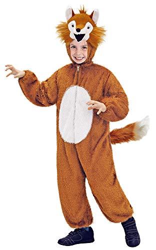 Das Kostümland Disfraz de Animal para niños - Divertido Disfraz para Carnaval,...