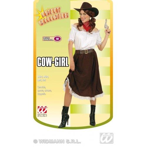 WIDMANN Vaca traje de niña| talla M
