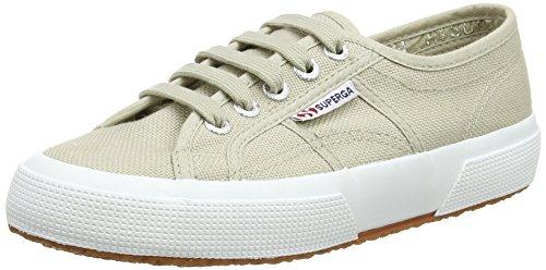 Superga 2750 Jcot Classic - Sneakers Basses Mixte Enfant Beige (taupe)