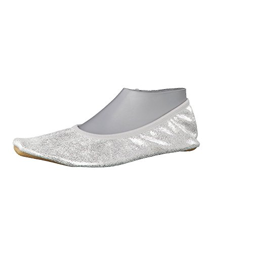 Beck , Chaussures spécial sport en salle pour fille Argent - Argent