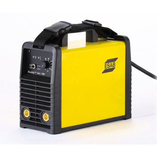 ESAB Buddy Arc 180 Amp Inverter MMA/Live TIG Welder by ESAB