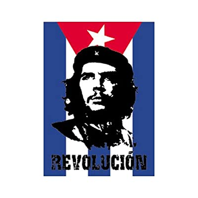 Che Guevara - Flag - 61cm X 91.5cm Maxi Poster - low-cost UK light store.