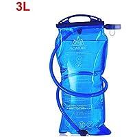 Cutowin - Bolsa para Botella de Agua al Aire Libre, 1 l/1,