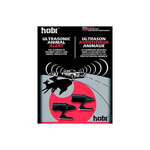 HOBI SIFFLETS ULTRASONS ANTI COLLISION REPOUSSE GIBIER CHEVREUILS CERFS ACCIDENT VOITURE