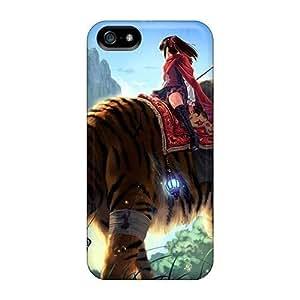BestSellerWen New Arrival Huge Tiger Ride For Iphone 6 4.7 Case Cover