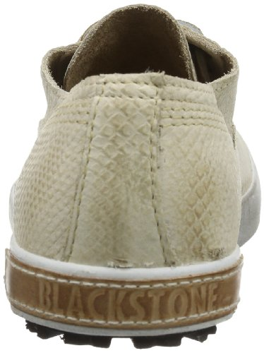 Blackstone Ladies Low Nubuck, Peu femme Beige (stone)
