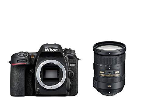 D7500 KIT AF-S DX 18-200 1: 3.5-5.6G ED VR II Hi-definition-digital-video