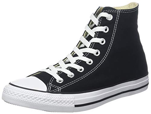 e590e5c8 Converse Chuck Taylor All Star Core Hi, Baskets mode mixte adulte - Noir, 39