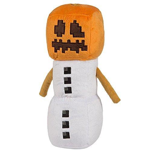 """Snow Golem Plush - Minecraft - 18cm 7"""""""