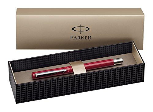 Parker Pen - Bolígrafo de tinta líquida con trazo fino, Tinta Azul