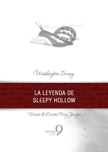 La leyenda de Sleepy Hollow (Minúscula) por Washington  Irving