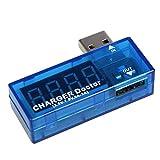 YOUNICER Digital LED USB Caricabatterie Medico misuratore di Corrente Tester USB Tester Digitale voltmetro Tester di Potenza