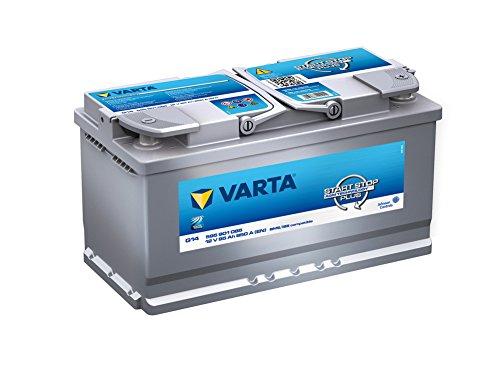 Varta 595901085d852Professional AGM Baterías de Coche 12V 95mAh