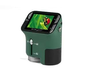 """Easypix DigiScope Microscope numérique 1,3 Mégapixels, zoom numérique 4x, écran 6,1 cm (2,4"""") (Import Allemagne)"""