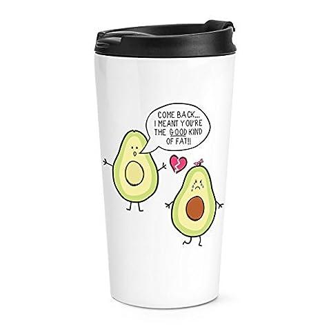 Avocado Der Gute Nettes Von Fett Reise Becher Tasse