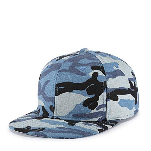 JJHR Baseball caps Baumwoll-Camouflage-Hut Für Männer Und Frauen Panel-camouflage Twill Cap