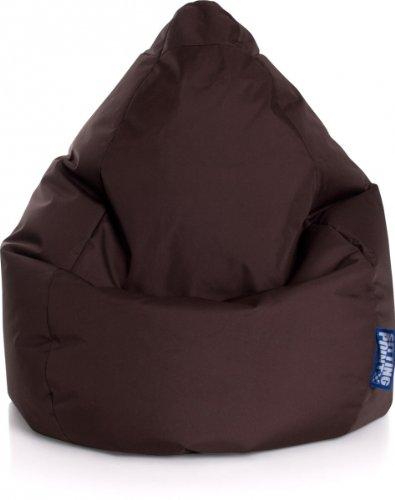 Sitzsack Brava Bean Bag XL ca. 220 Liter braun