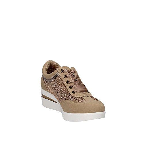 Gattinoni Roma PENDE0731WTM416 Sneakers Donna Beige