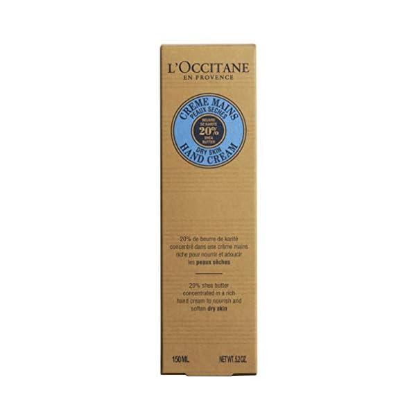 L'Occitane 37127 – Crema corporal, 150 ml