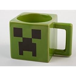 Minecraft Tasse Creeper Face