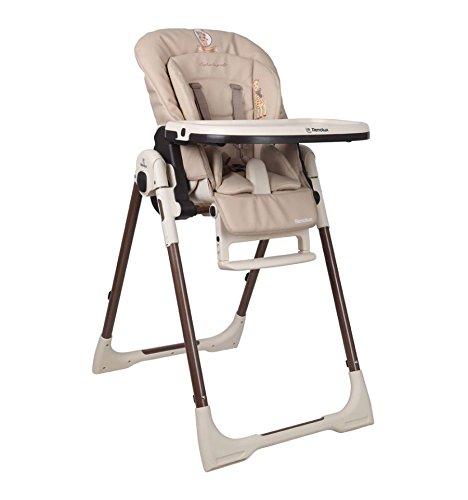 Renolux - Chaise haute bebe vision avec reducteur - Slg Classic