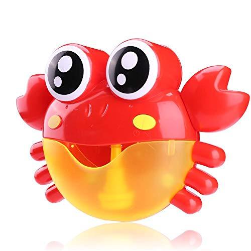 GLOBEAGLE Baby Badespielzeug Bubble Maker Wasser Spielzeug