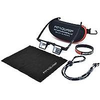 FIT4OLYMP fit4Olymp Seguridad Gafas–La Ligero Gafas de Austria de Escalada