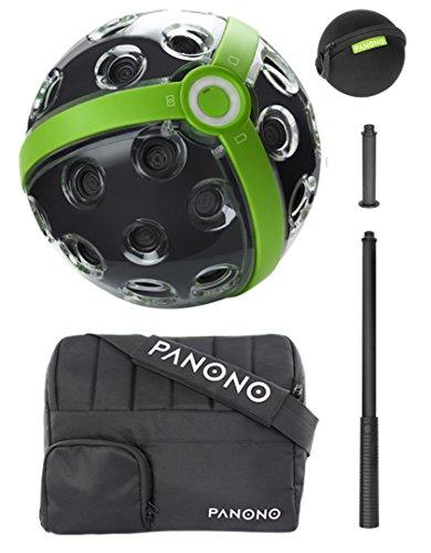 PANONO SET, 360 Grad Panorama Kamera mit 108 Megapixel und HDR, VR-Kamera