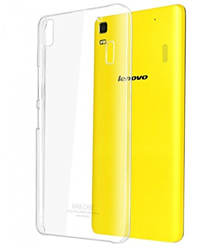 TiSec Ultra Clear Transparent Back Cover Mobile Protector For Lenovo K3 Note / A7000