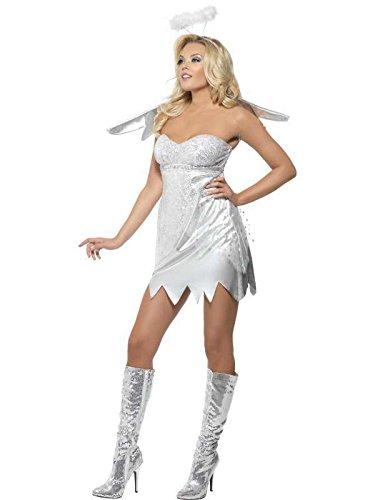 angel wings Fever & dress shimmer, mit (Kostüme Demon Wings)