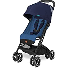 Cybex Qbit Plus, Sea Port Blue by The Good Baby