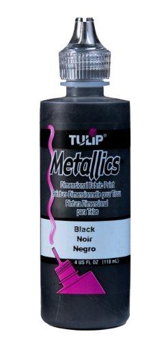 tulip-metallics-dimensional-vernice-tessuto-4oz-nero