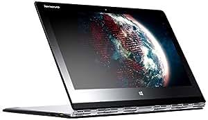 """Lenovo Yoga 3 Pro PC portable hybride tactile 13,3"""" Argent (Intel Core M, 8 Go de RAM,  SSD 512 Go, Windows 8.1)"""