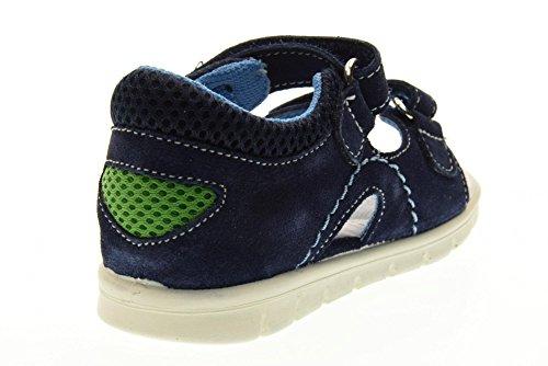 Falcotto Falcotto 1500, Chaussures Bébé marche bébé garçon Bleu