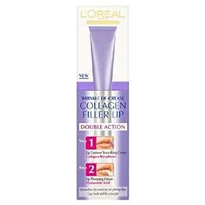 L'Oréal Rides Combleur Collagène Lèvres Diminution 2 x 5 ml